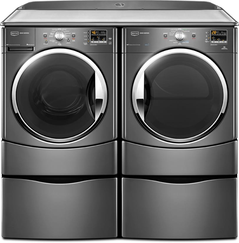 Maytag Mhwe301yg 27 Inch Front Load Washer With 3 5 Cu Ft
