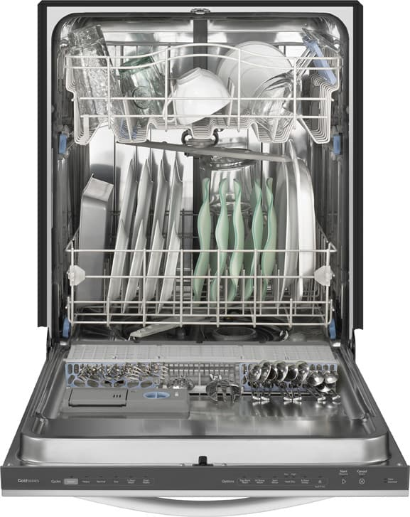 Whirlpool Wdt790saym Fully Integrated Dishwasher With 14