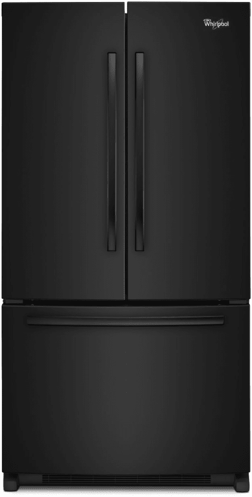 Whirlpool Wrf535swbb 36 Inch French Door Refrigerator With 248 Cu