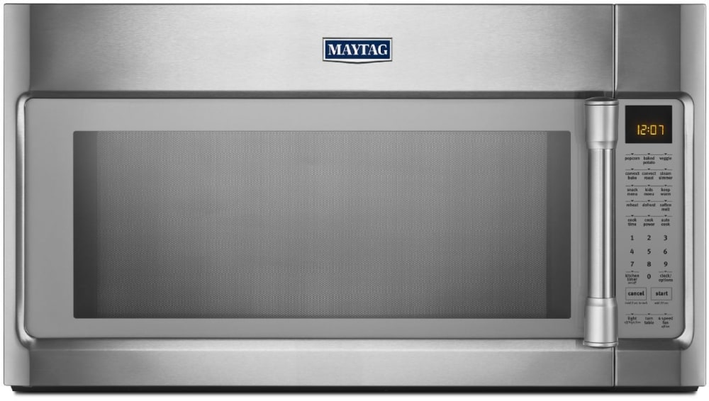 Maytag Mmv6190ds Stainless Front