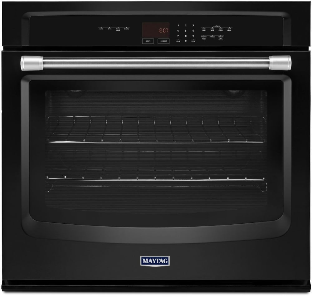 Maytag Mew7530de 30 Inch Single Thermal Electric Wall Oven