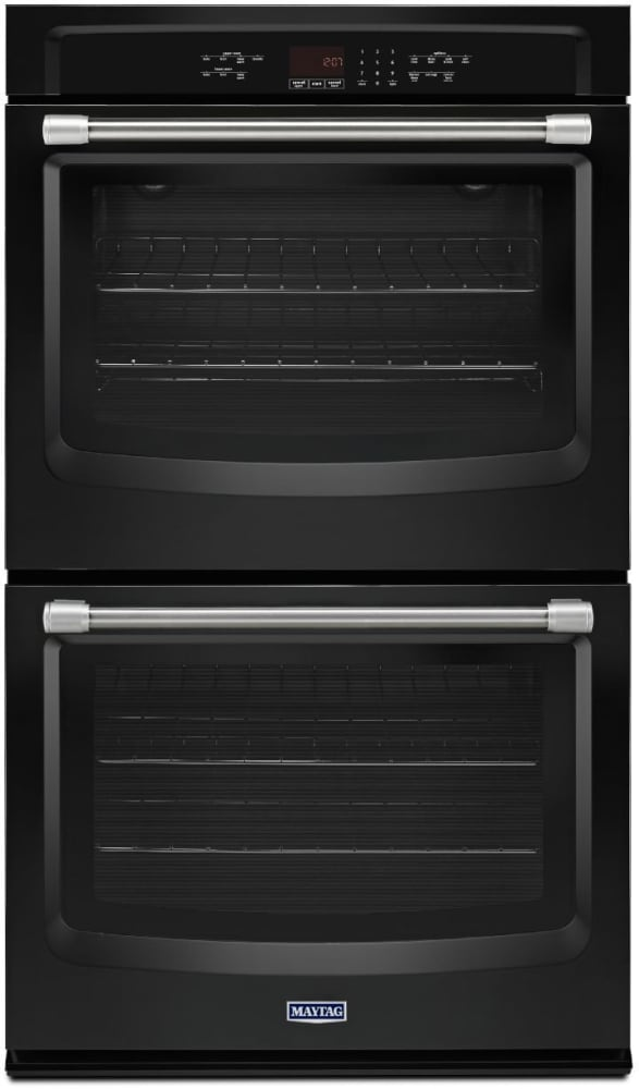 Maytag Mew7630de 30 Inch Double Electric Wall Oven With 5