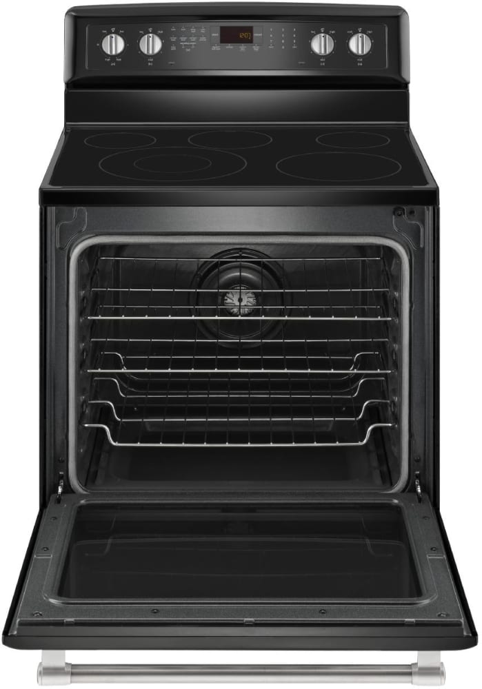 Maytag Mer8800de 30 Inch Freestanding Electric Range With
