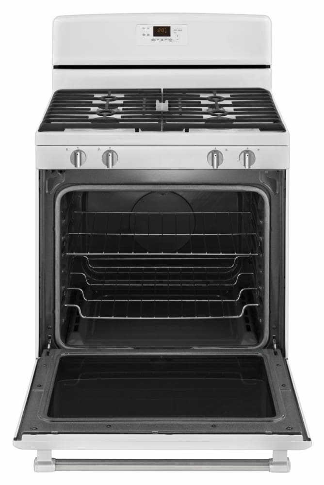 Maytag Mgr8600dh 30 Inch Freestanding Gas Range With 4
