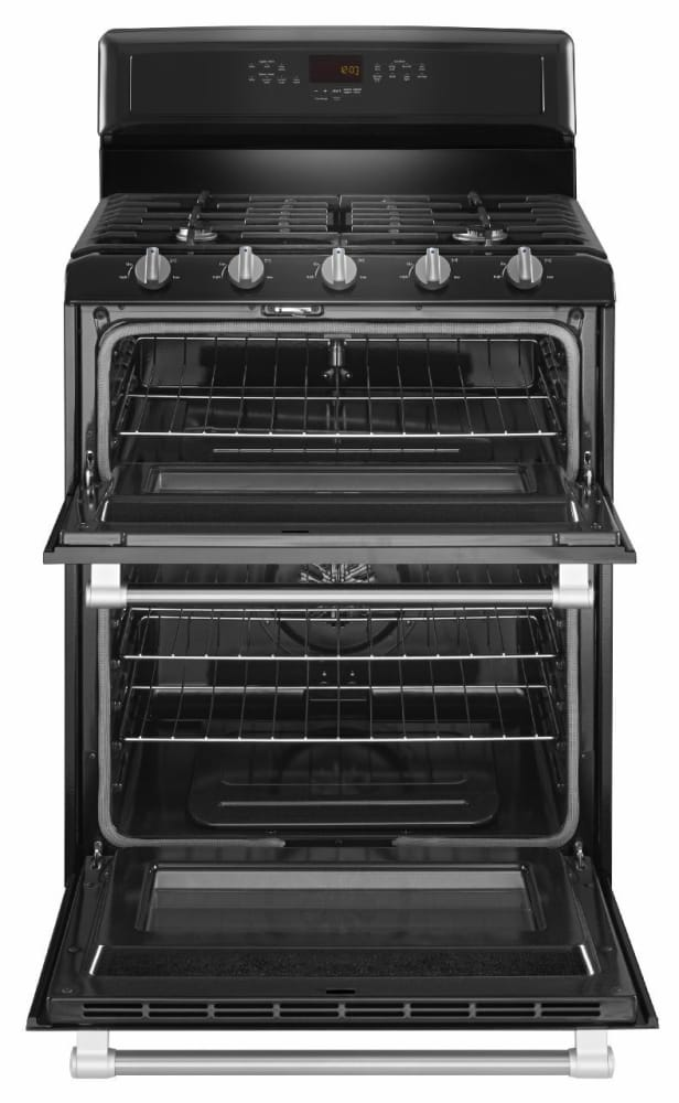 Maytag Mgt8720de 30 Inch Freestanding Double Oven Gas