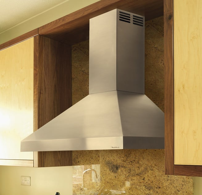 Vent A Hood Pdah14k30ss Wall Mount Chimney Hood With 250