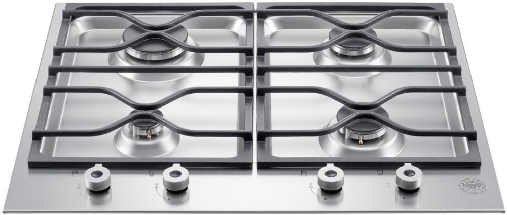 Bertazzoni Professional Series Pm24400x 24 Segmented Gas Cooktop