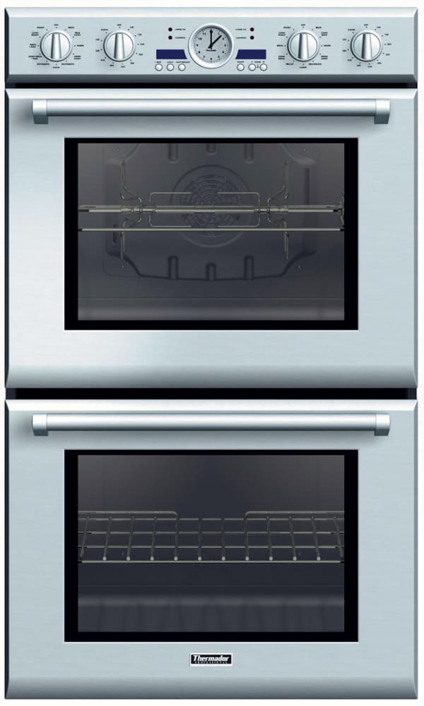 Thermador Podc302 30 Inch Double Electric Wall Oven With 4