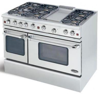 Capital Gas Range Review Kitchen Ranges