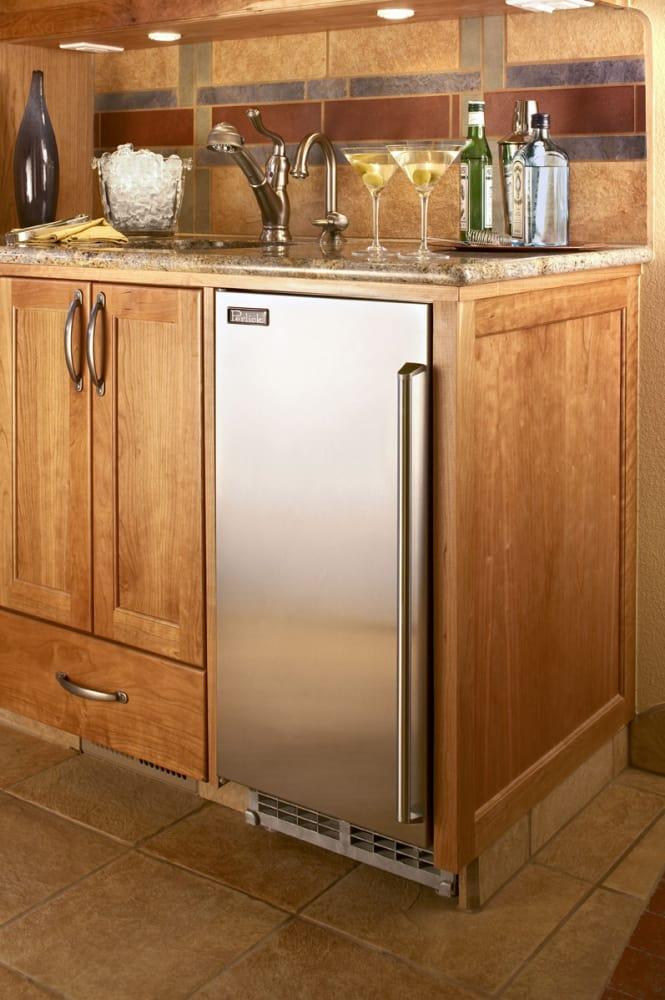 Perlick H50IMSL 15 Inch Clear Ice Maker with 27 lb ...