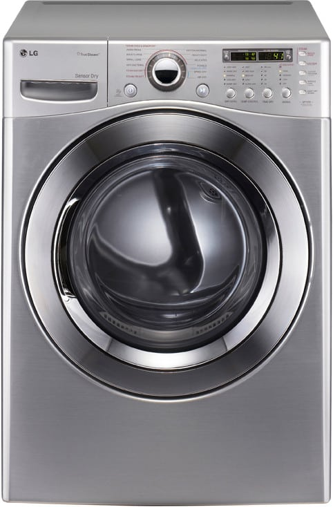 Lg Dlgx3361v 27 Inch Gas Dryer With 7 4 Cu Ft Capacity