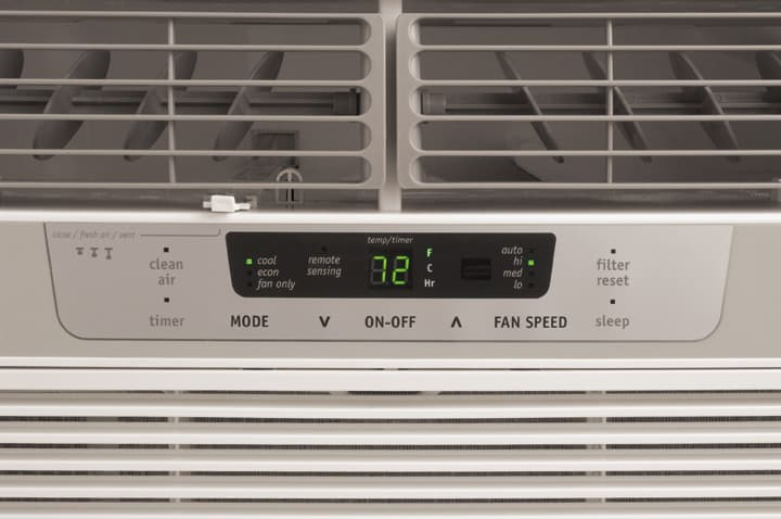 Frigidaire Fra086at7 8000 Btu Window Room Air Conditioner With 108