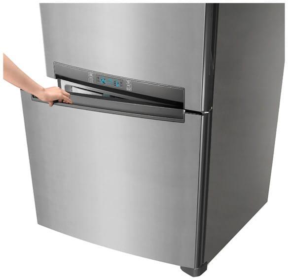 Samsung Rb215acpn 20 0 Cu Ft Bottom Freezer Refrigerator
