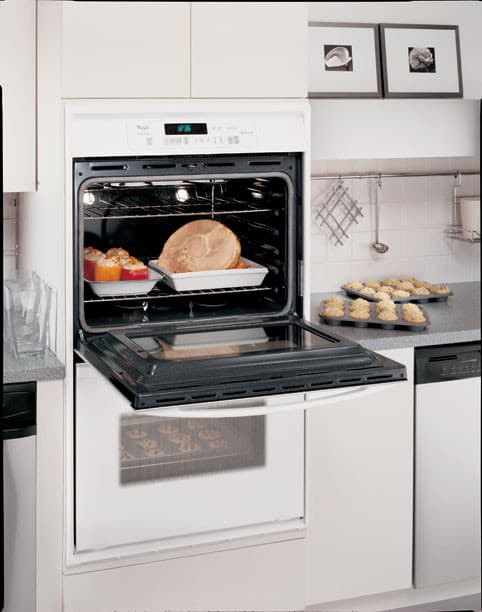 Whirlpool Rbd305pdq 30 Inch Double Electric Wall Oven With
