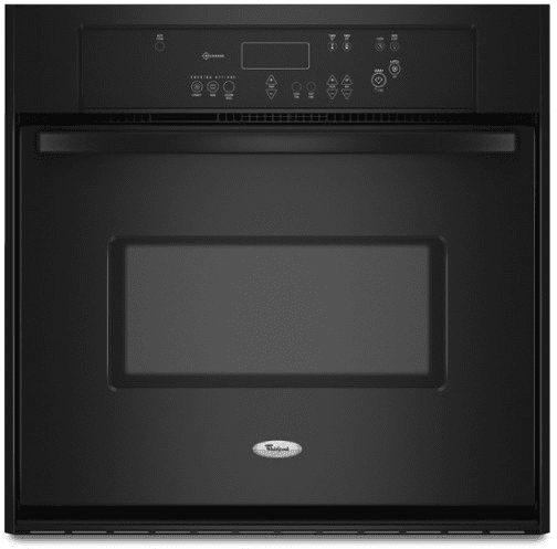 Whirlpool Rbs307pvb 30 Inch Single Electric Wall Oven With