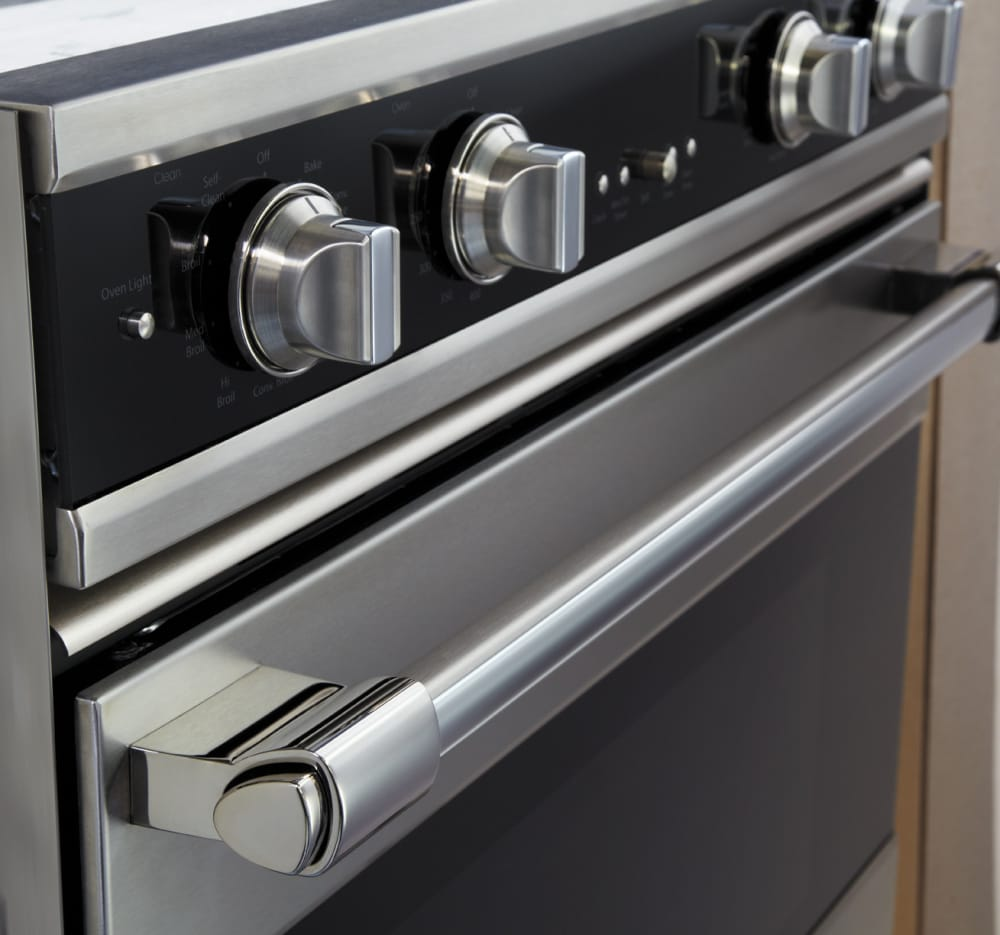 Sub Zero Appliances >> Viking RDDOE306 30 Inch Double Electric Wall Oven with 4.3 cu. ft. TruConvec Convection Ovens ...