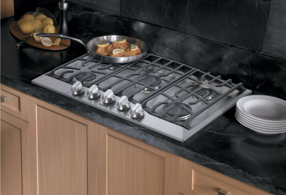 Viking Rdgsu2005bss 30 Inch Gas Cooktop With 5 Permanently