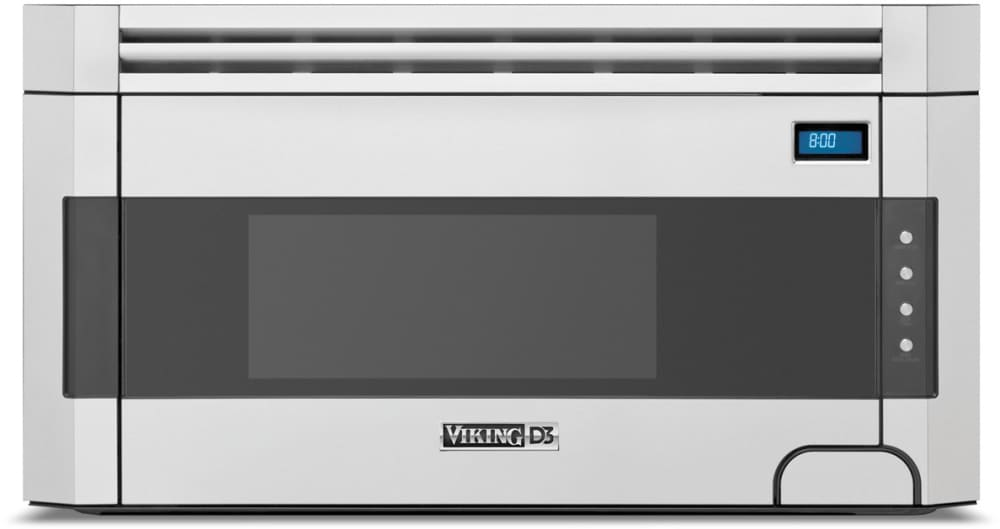 Viking Rdmor200ss 1 5 Cu Ft Over The Range Microwave