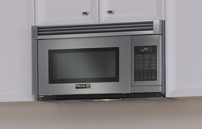 Viking Rdmor206ss 1 1 Cu Ft Over The Range Microwave