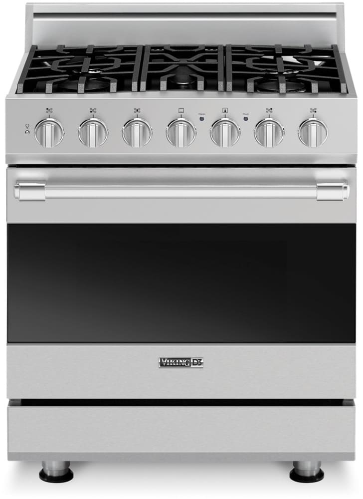 Viking Rdscg2305bss 30 Inch Freestanding Gas Range With 5