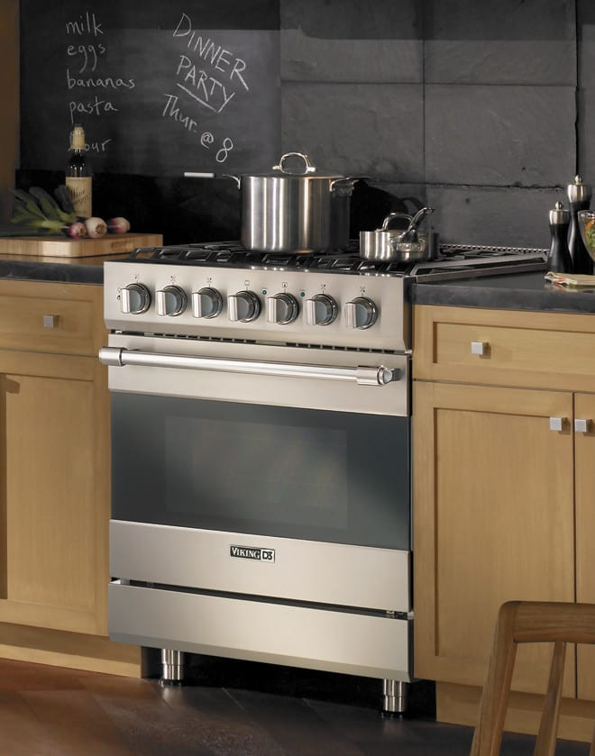 Viking Rdscg2305bwh 30 Inch Freestanding Gas Range With 5