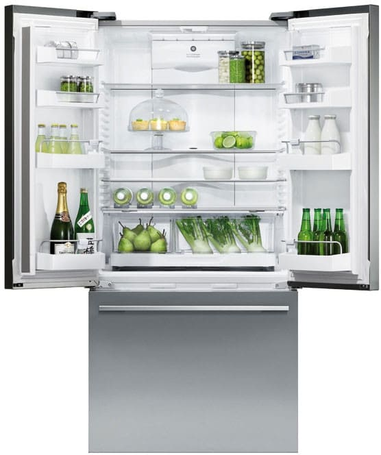 Fisher Amp Paykel Rf170adux1 16 9 Cu Ft Counter Depth