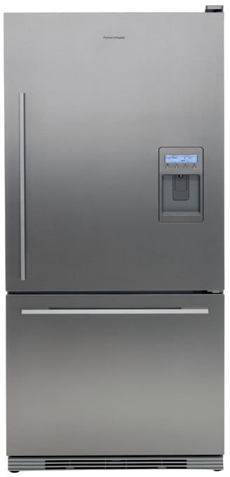 Fisher Amp Paykel Rf175wdrux1 17 5 Cu Ft Bottom Freezer
