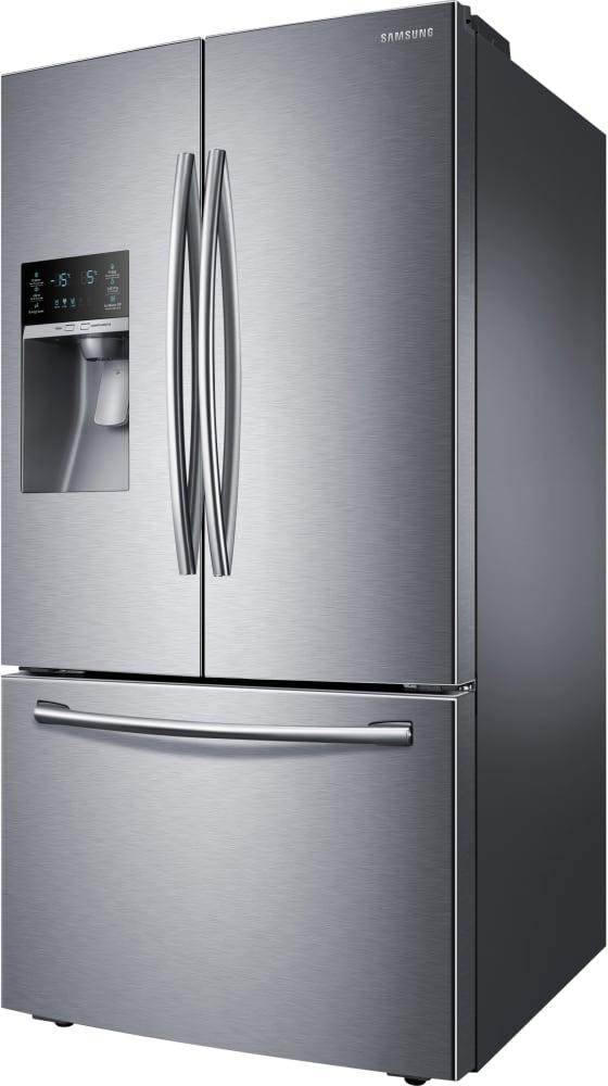 Samsung Rf28hfedbsr 36 Inch French Door Refrigerator With