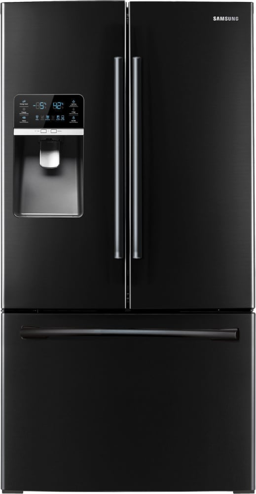 Samsung Rf323tedbbc 36 Inch French Door Refrigerator With