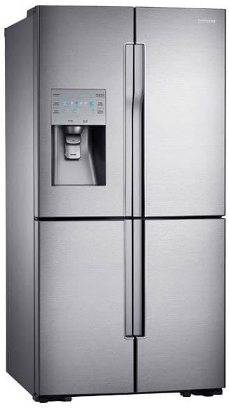 Samsung Refrigerator Rf32fmqdbsr Reviews Image Refrigerator