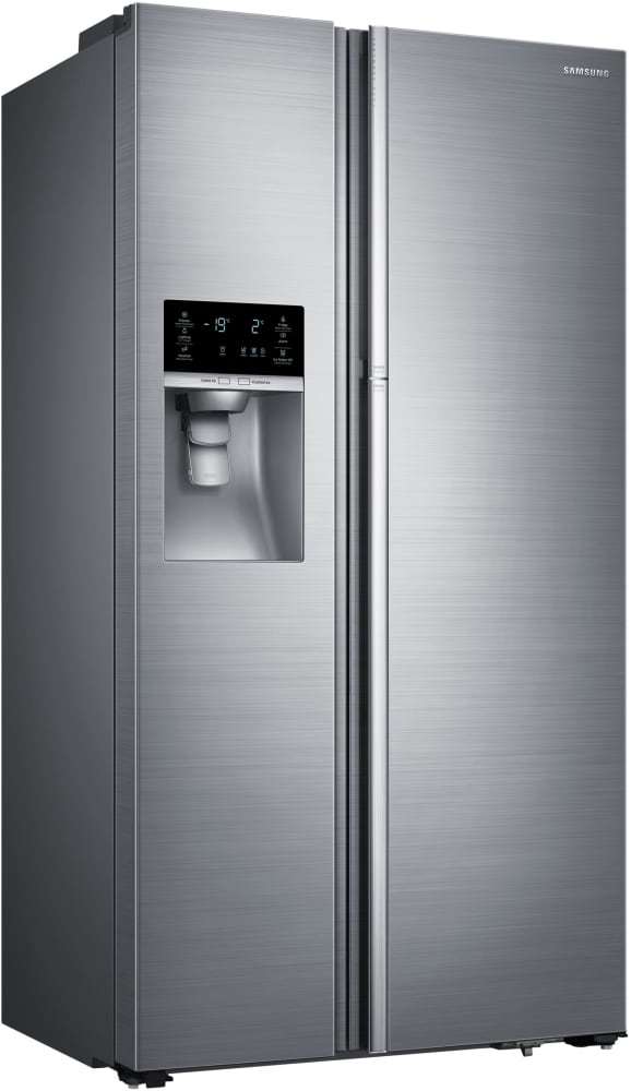 Samsung Rh22h8010sr 21 5 Cu Ft Counter Depth Side By