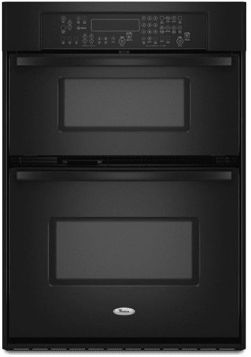 Whirlpool Rmc305pvb 30 Inch Built In Microwave Combination