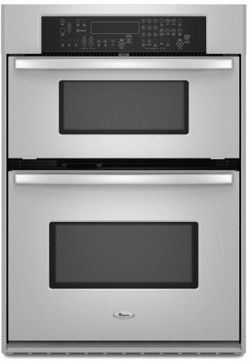 Whirlpool Rmc305pvs 30 Inch Built In Microwave Combination