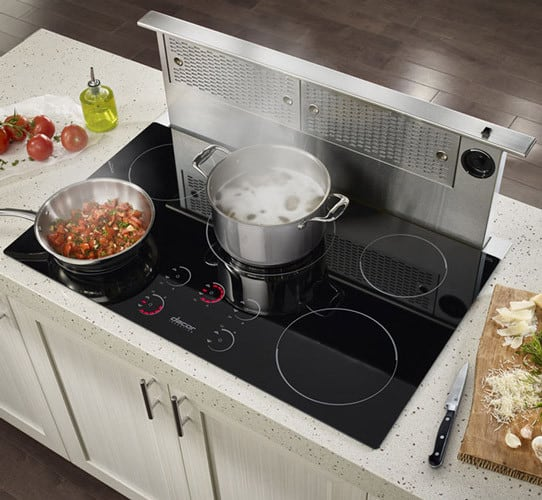 Dacor Rnct365b 36 Inch Induction Cooktop With 5 Element