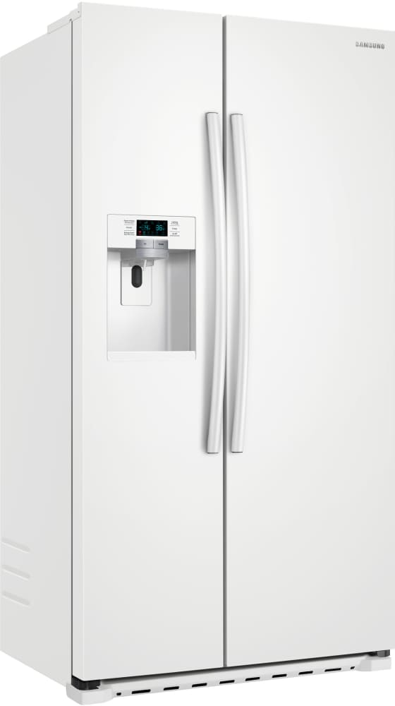 Samsung Rs22hdhpnww 36 Inch Counter Depth Side By Side Refrigerator