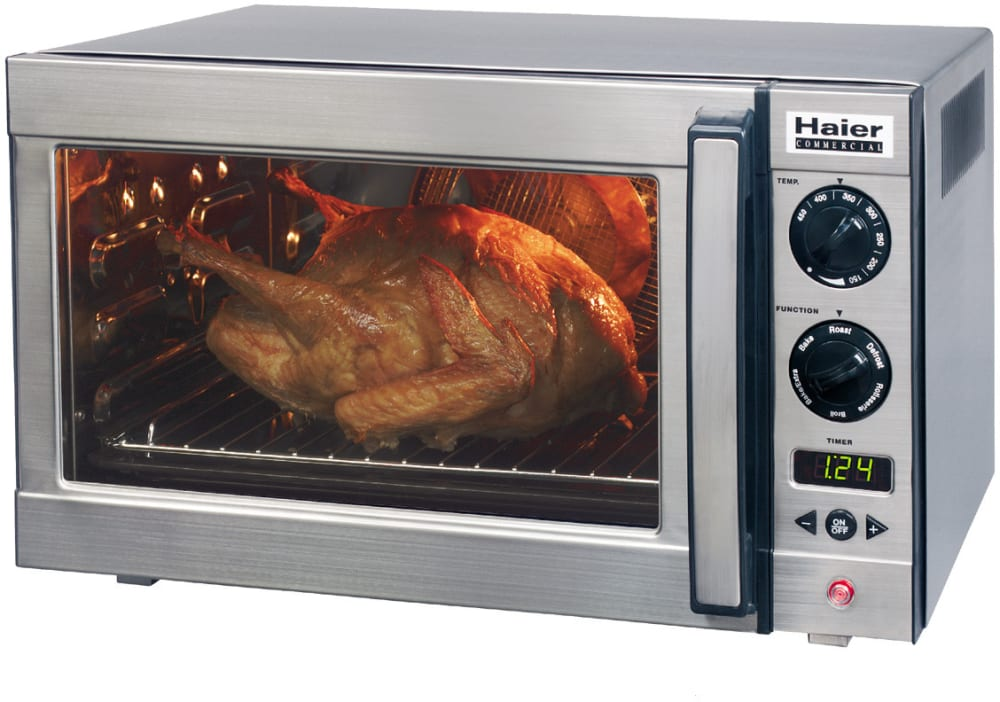 Haier Rtc1700ss 1 5 Cu Ft Commercial Convection Oven