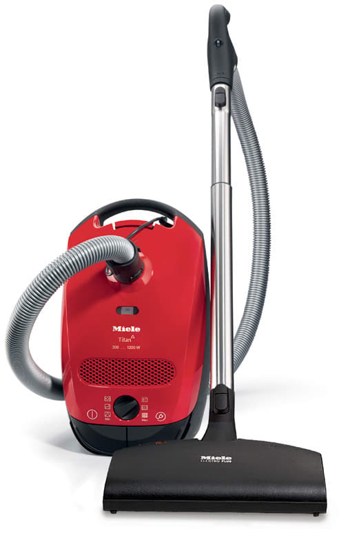 Miele S2180 Titan Canister Vacuum Cleaner With 1200 Watt