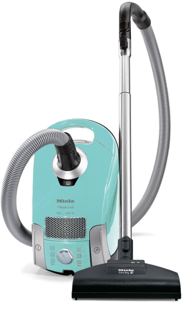 Miele S4212neptune Neptune Canister Vacuum Cleaner With