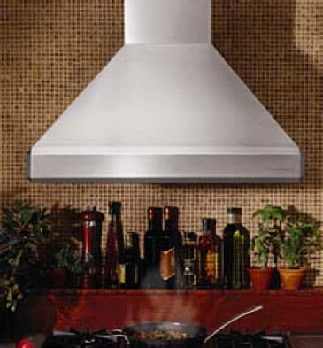Vent-A-Hood SEPH18242SS Wall-Mount Chimney Range Hood with