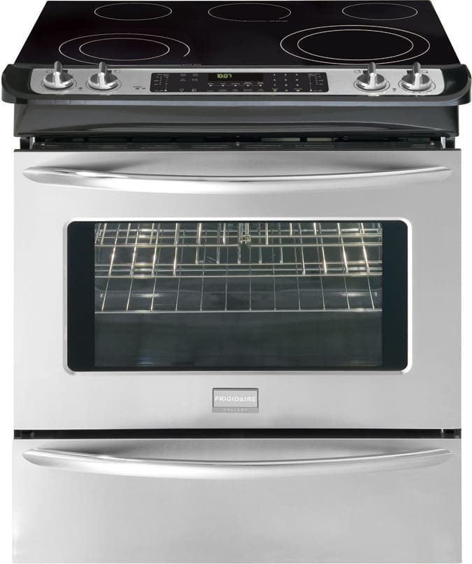 Frigidaire Fges3065kf 30 Inch Slide In Smoothtop Electric