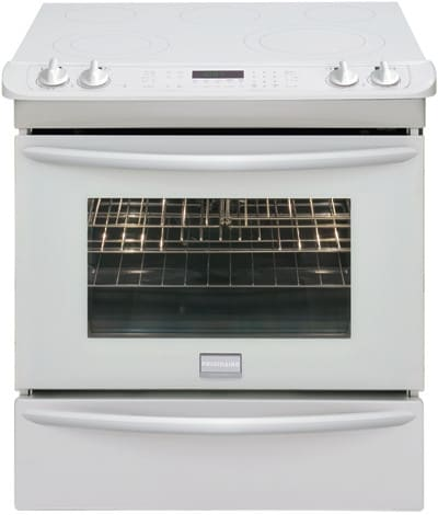 Frigidaire Fges3065k 30 Inch Slide In Smoothtop Electric