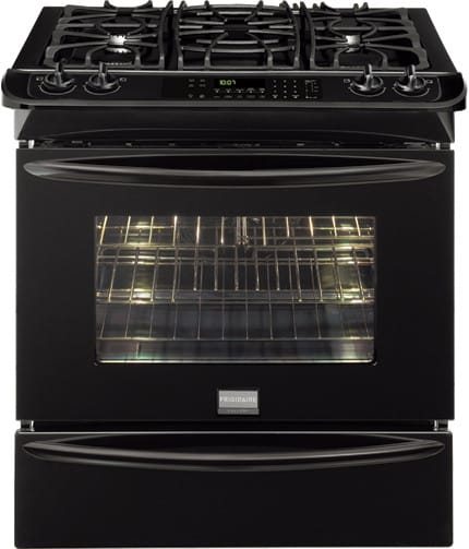 Frigidaire Fggs3065kb 30 Inch Slide In Gas Range With 4