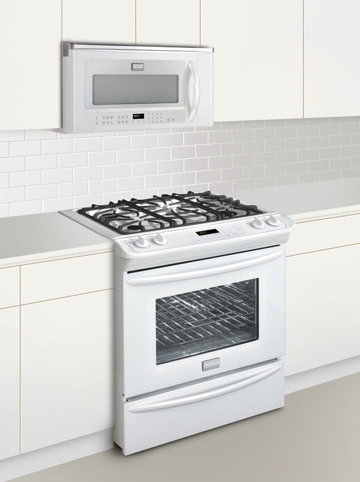 Frigidaire Fggs3065kw 30 Inch Slide In Gas Range With 4