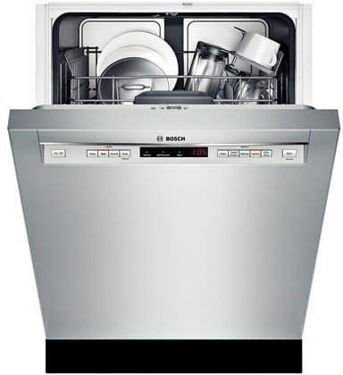 bosch she53tl5uc full console dishwasher with aquastop. Black Bedroom Furniture Sets. Home Design Ideas