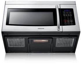 Samsung Smh1713s 1 7 Cu Ft Over The Range Microwave Oven