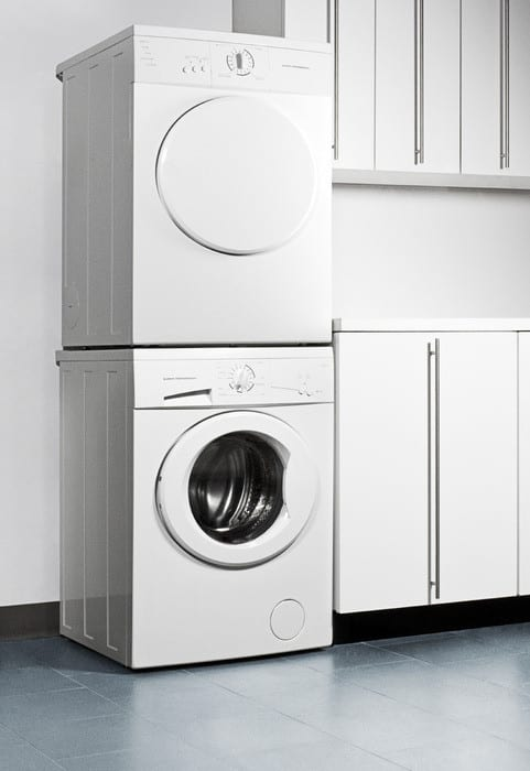 Summit Spde1113 24 Inch Electric Dryer With 3 Temperature