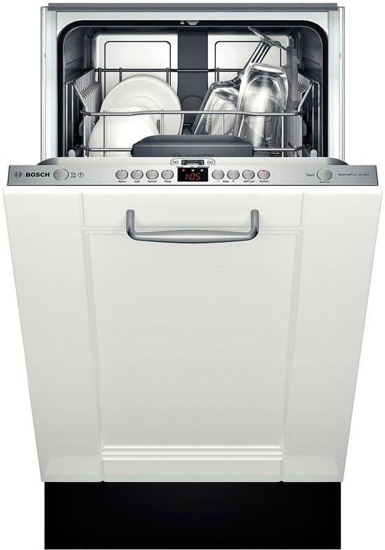 Bosch Spv5es53uc 18 Inch Fully Integrated Dishwasher With