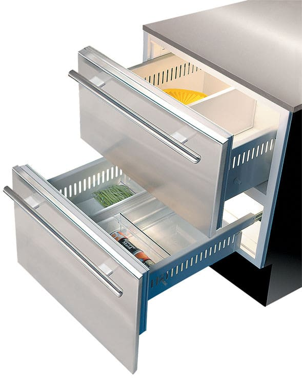 Sub Zero 700bci 27 Inch Built In Double Drawer