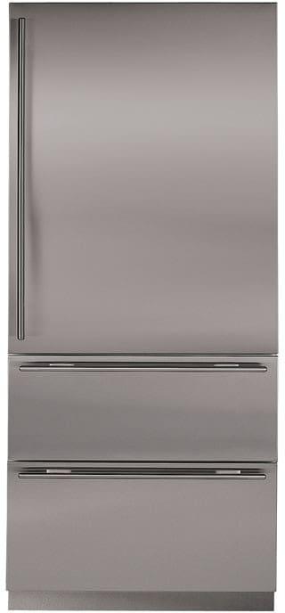 Sub Zero 736tc Platinum Stainless Steel