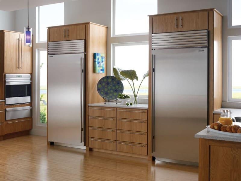 fridge repairman temperature log for sale sub zero kitchen view